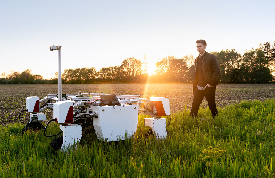 Durable cooperative agrobotics systems engineering